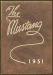 1951 Yearbook Cover