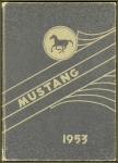 1953 Yearbook Cover