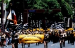 Mighty Mustang Band in Hawaii June 1994